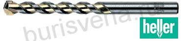 Сверло Heller Allmat , 6 мм (универсальное)
