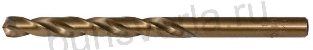 Сверло по металлу 3,5 мм, Р6М5К5